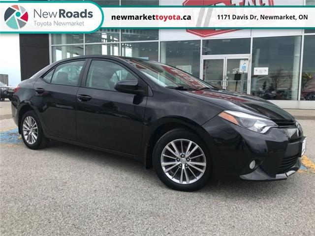 2014 Toyota Corolla LE (Stk: 340001) in Newmarket - Image 1 of 21