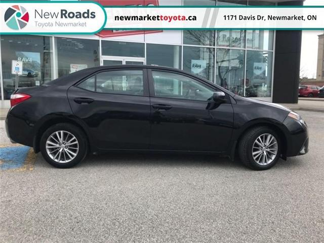 2014 Toyota Corolla LE (Stk: 340001) in Newmarket - Image 2 of 21