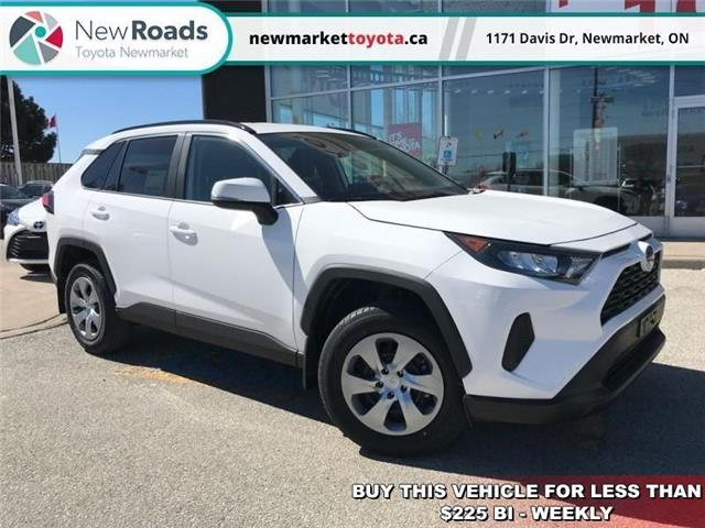 2019 Toyota RAV4 LE (Stk: 34293) in Newmarket - Image 1 of 17