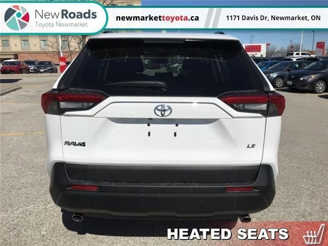 2019 Toyota RAV4 LE (Stk: 34293) in Newmarket - Image 4 of 17