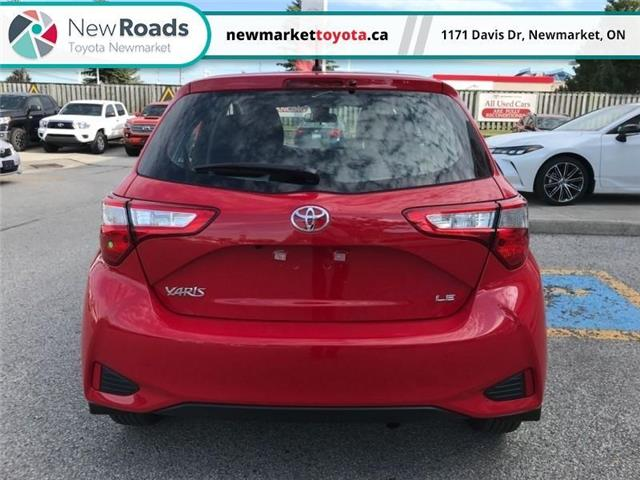 2019 Toyota Yaris LE (Stk: 34294) in Newmarket - Image 4 of 18