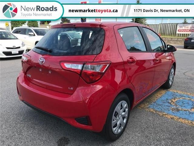 2019 Toyota Yaris LE (Stk: 34294) in Newmarket - Image 5 of 18