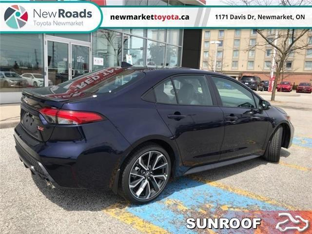 2020 Toyota Corolla XSE (Stk: 34305) in Newmarket - Image 3 of 19