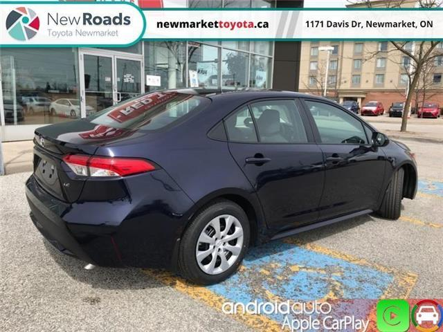 2020 Toyota Corolla LE (Stk: 34301) in Newmarket - Image 3 of 17