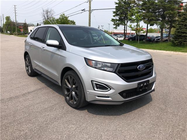 2016 Ford Edge Sport (Stk: P8621) in Unionville - Image 1 of 18