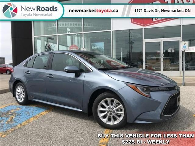 2020 Toyota Corolla XLE (Stk: 34309) in Newmarket - Image 1 of 19