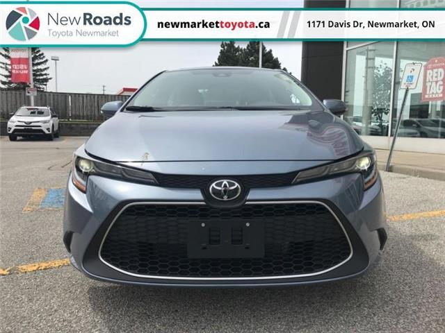 2020 Toyota Corolla XLE (Stk: 34309) in Newmarket - Image 8 of 19