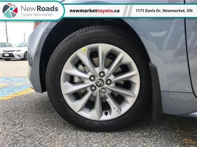 2020 Toyota Corolla XLE (Stk: 34309) in Newmarket - Image 9 of 19