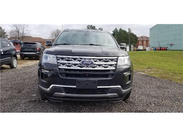 2019 Ford Explorer Limited (Stk: 19ER0348) in Unionville - Image 2 of 13