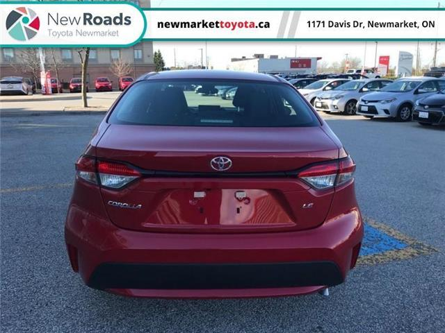 2020 Toyota Corolla LE (Stk: 34317) in Newmarket - Image 4 of 17