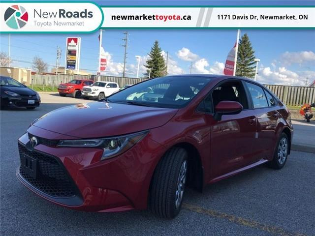 2020 Toyota Corolla LE (Stk: 34317) in Newmarket - Image 7 of 17