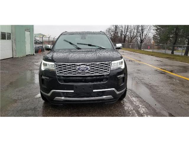 2019 Ford Explorer Platinum (Stk: 19ER0399) in Unionville - Image 2 of 13