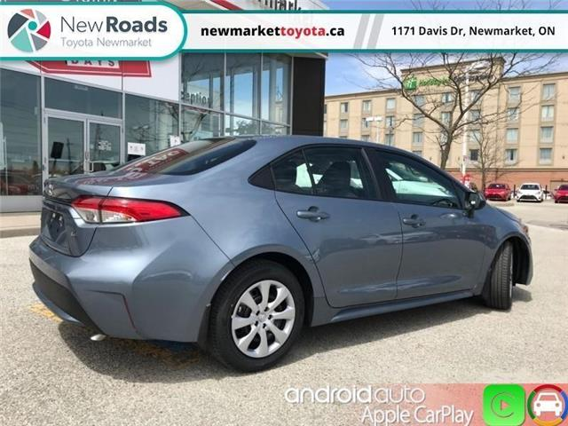 2020 Toyota Corolla LE (Stk: 34318) in Newmarket - Image 3 of 17