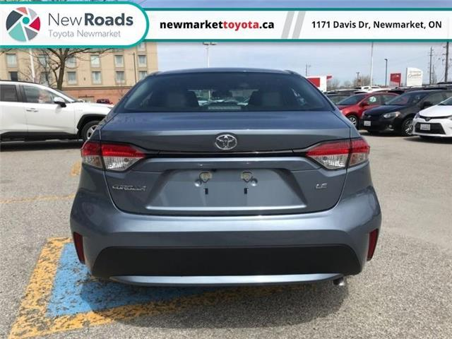 2020 Toyota Corolla LE (Stk: 34318) in Newmarket - Image 4 of 17