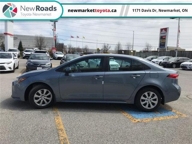 2020 Toyota Corolla LE (Stk: 34318) in Newmarket - Image 6 of 17