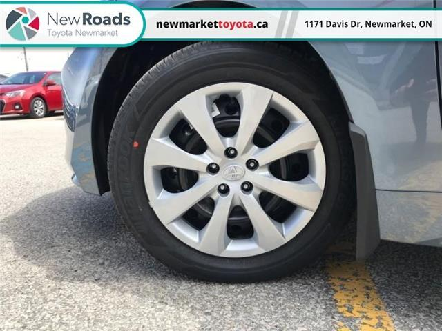 2020 Toyota Corolla LE (Stk: 34318) in Newmarket - Image 9 of 17
