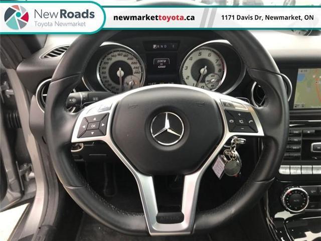 2014 Mercedes-Benz SLK-Class Base (Stk: 339021) in Newmarket - Image 11 of 23