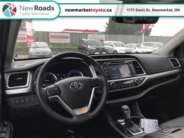 2019 Toyota Highlander XLE (Stk: 34330) in Newmarket - Image 11 of 19