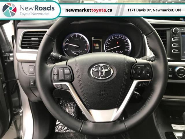 2019 Toyota Highlander XLE (Stk: 34330) in Newmarket - Image 13 of 19