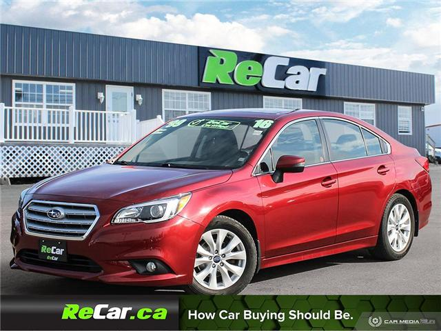 2016 Subaru Legacy 2.5i Touring Package (Stk: 190665A) in Fredericton - Image 1 of 24
