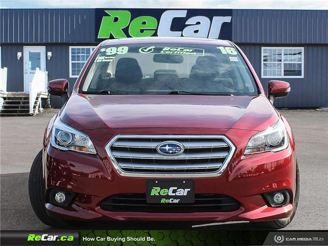 2016 Subaru Legacy 2.5i Touring Package (Stk: 190665A) in Fredericton - Image 2 of 24