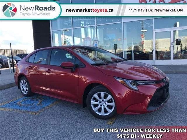 2020 Toyota Corolla LE (Stk: 34328) in Newmarket - Image 1 of 17