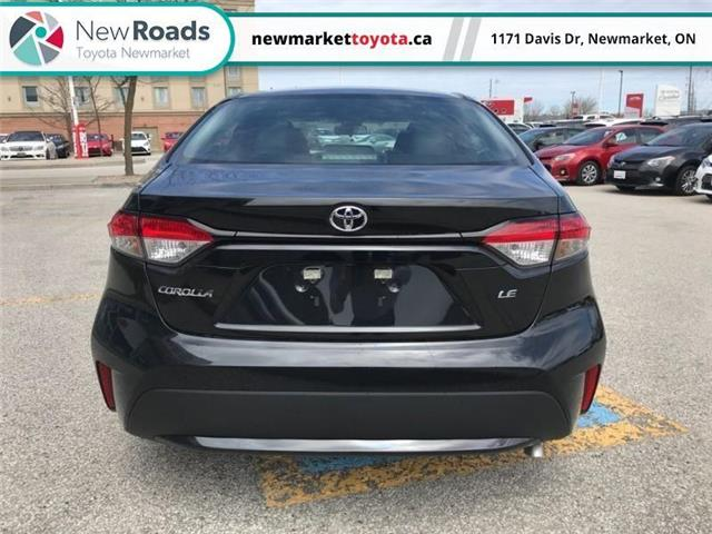 2020 Toyota Corolla LE (Stk: 34327) in Newmarket - Image 4 of 17