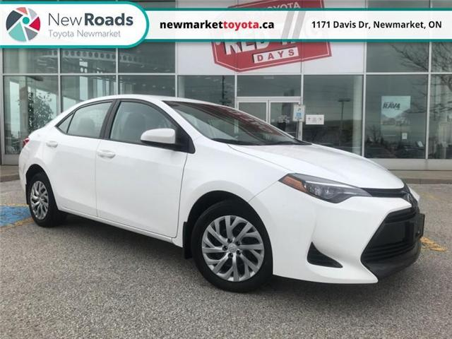 2017 Toyota Corolla LE (Stk: 5666) in Newmarket - Image 1 of 21