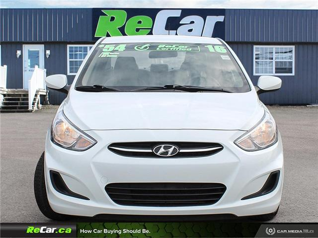 2016 Hyundai Accent GL (Stk: 181053B) in Fredericton - Image 2 of 23