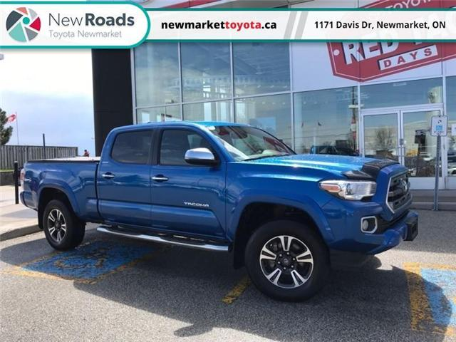 2017 Toyota Tacoma Limited (Stk: 341862) in Newmarket - Image 1 of 19