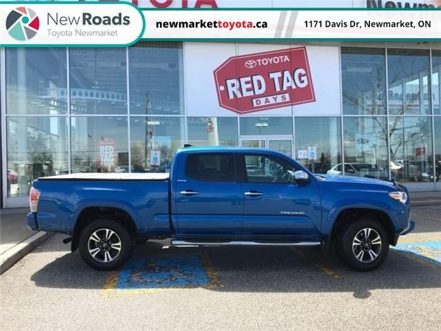 2017 Toyota Tacoma Limited (Stk: 341862) in Newmarket - Image 2 of 19