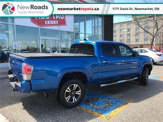2017 Toyota Tacoma Limited (Stk: 341862) in Newmarket - Image 3 of 19