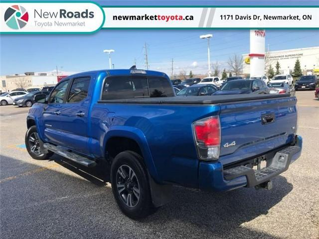 2017 Toyota Tacoma Limited (Stk: 341862) in Newmarket - Image 5 of 19