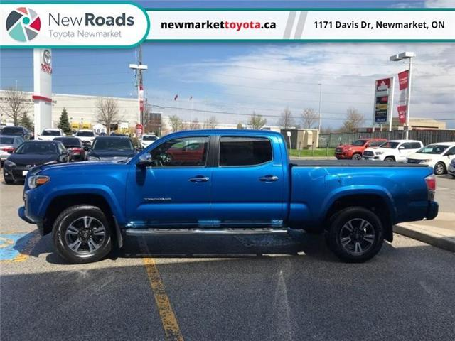 2017 Toyota Tacoma Limited (Stk: 341862) in Newmarket - Image 6 of 19