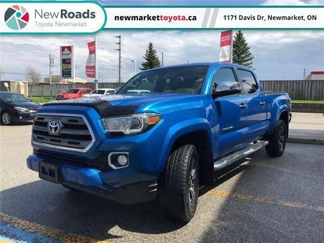 2017 Toyota Tacoma Limited (Stk: 341862) in Newmarket - Image 7 of 19