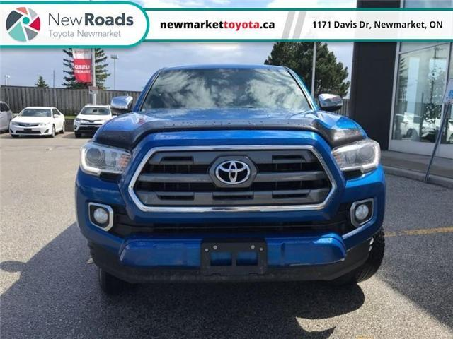 2017 Toyota Tacoma Limited (Stk: 341862) in Newmarket - Image 8 of 19
