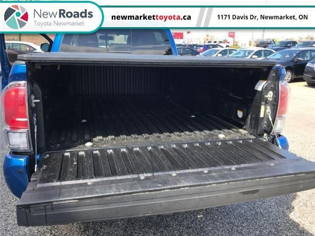 2017 Toyota Tacoma Limited (Stk: 341862) in Newmarket - Image 9 of 19