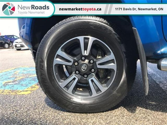 2017 Toyota Tacoma Limited (Stk: 341862) in Newmarket - Image 10 of 19