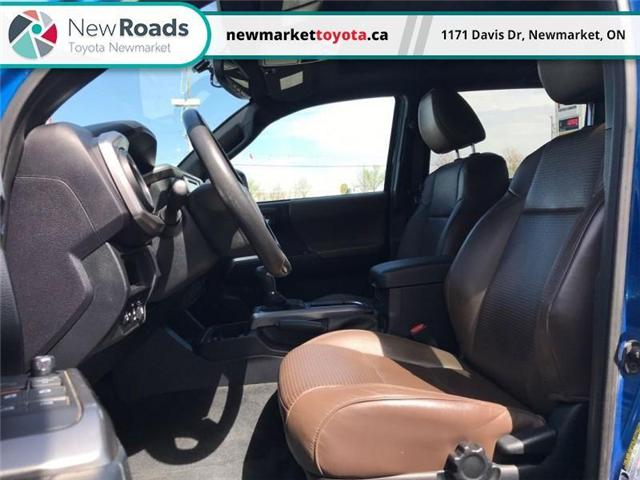 2017 Toyota Tacoma Limited (Stk: 341862) in Newmarket - Image 11 of 19
