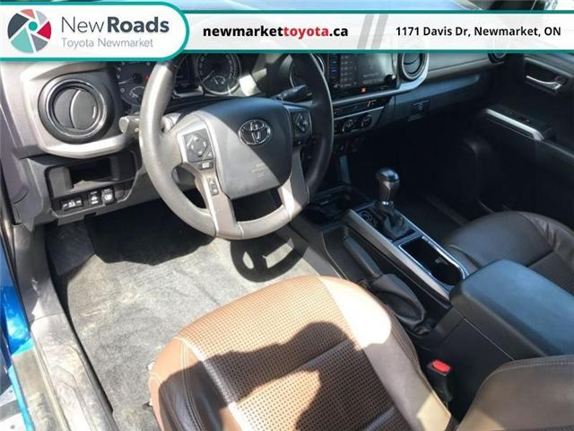 2017 Toyota Tacoma Limited (Stk: 341862) in Newmarket - Image 12 of 19