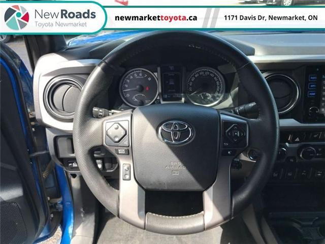 2017 Toyota Tacoma Limited (Stk: 341862) in Newmarket - Image 14 of 19