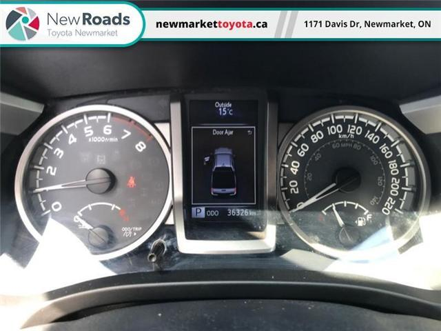 2017 Toyota Tacoma Limited (Stk: 341862) in Newmarket - Image 15 of 19