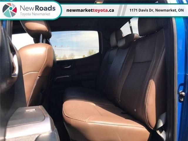 2017 Toyota Tacoma Limited (Stk: 341862) in Newmarket - Image 17 of 19