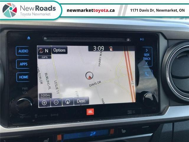 2017 Toyota Tacoma Limited (Stk: 341862) in Newmarket - Image 19 of 19