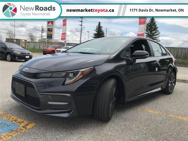2020 Toyota Corolla SE (Stk: 34338) in Newmarket - Image 7 of 18