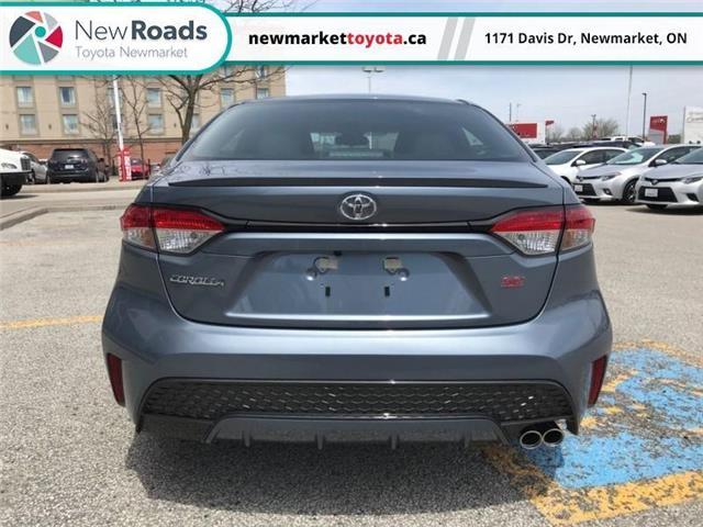 2020 Toyota Corolla SE (Stk: 34337) in Newmarket - Image 4 of 18
