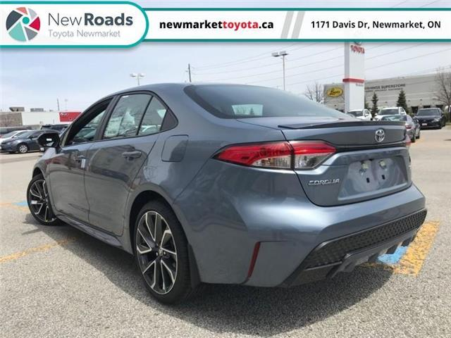 2020 Toyota Corolla SE (Stk: 34337) in Newmarket - Image 5 of 18