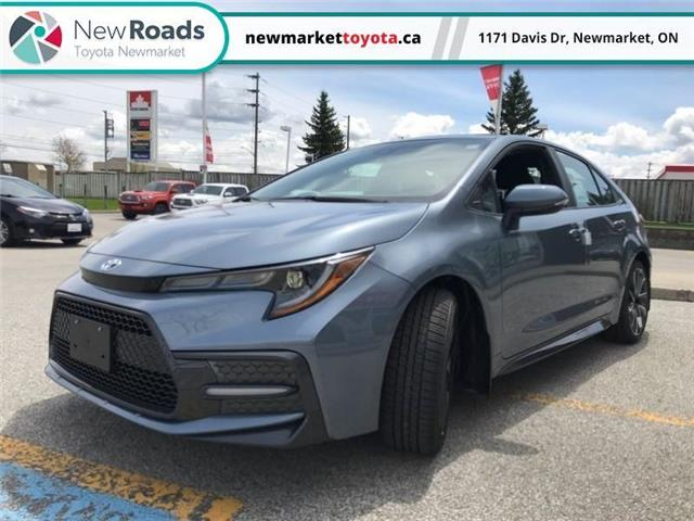 2020 Toyota Corolla SE (Stk: 34337) in Newmarket - Image 7 of 18