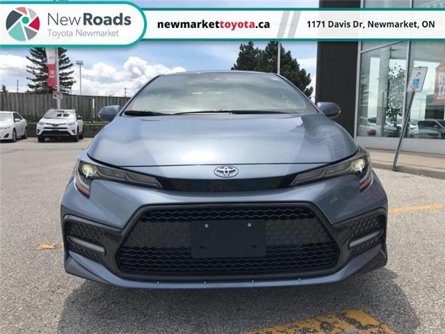 2020 Toyota Corolla SE (Stk: 34337) in Newmarket - Image 8 of 18