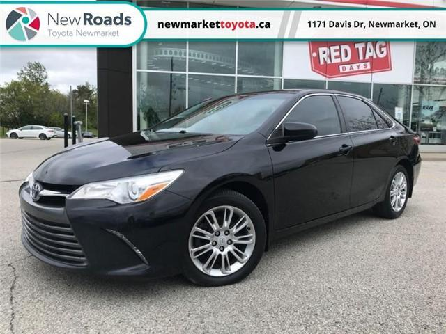 2015 Toyota Camry SE (Stk: 324341) in Newmarket - Image 1 of 21